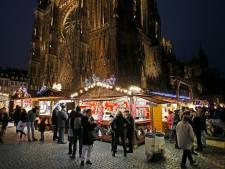 Un an après l'attentat, un marché de Noël de Strasbourg sous haute sécurité