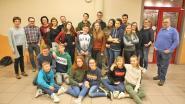 Tieners van KWB De Linde Kids voeren in april 'Het Vagevuur' op