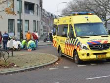 Fietser gewond bij aanrijding op Tramsingel in Breda