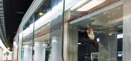 Quid des trains? Les masques seront inévitables, pour la SNCB