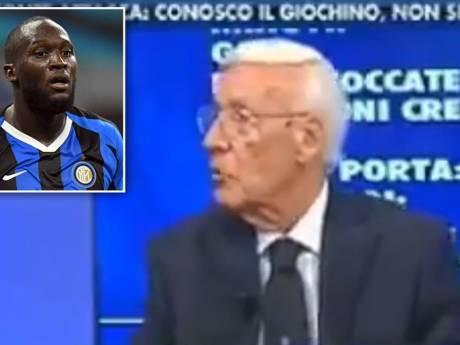 """Le consultant italien après sa sortie honteuse sur Lukaku: """"Je ne suis pas raciste, ma femme est noire"""""""