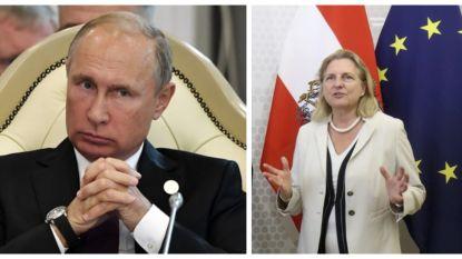 Oostenrijkse minister die Russische betrokkenheid bij zaak-Skripal niet bewezen achtte, krijgt Poetin te gast op haar huwelijk
