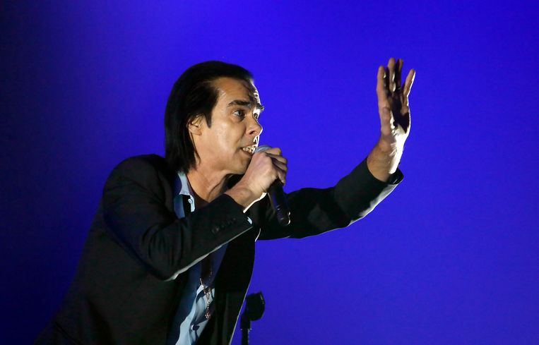 Nick Cave Beeld Getty Images