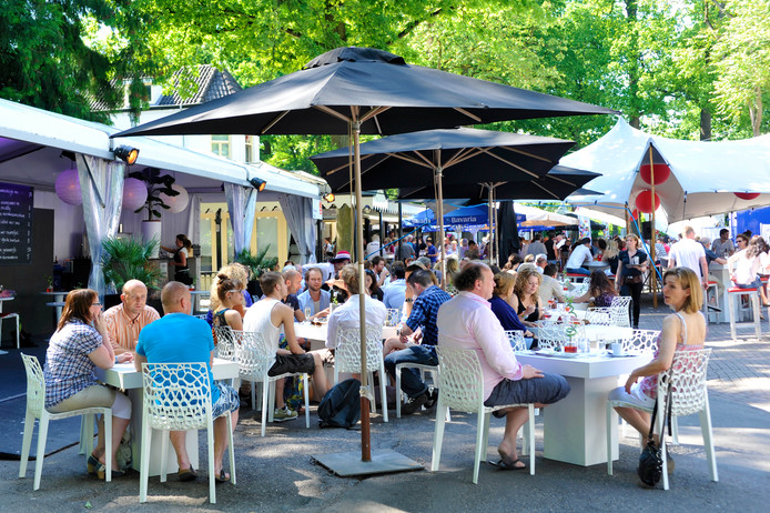 Archieffoto van Eindhoven Culinair.