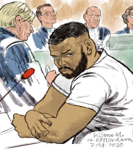 Silfano M. (26) krijgt 20 jaar cel én tbs voor schietpartij die rapper Feis het leven kostte