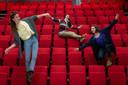Danscollectief Arnhemse Meisjes dingen mee naar de Arnhem Cultuurprijs 2020.