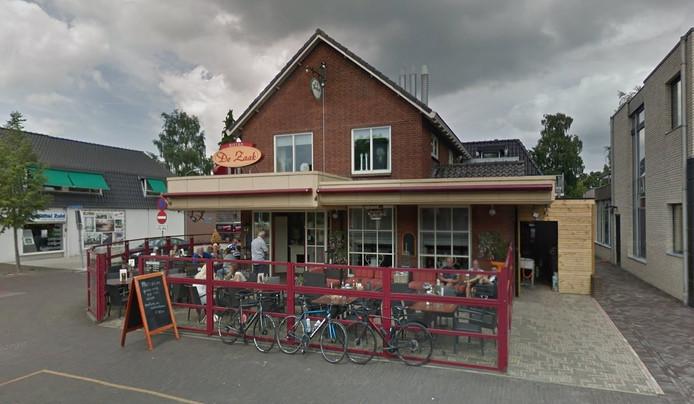 Bistro De Zaak in Eerbeek is failliet.