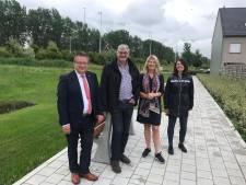 """Zeebrugge heeft nieuw buurtpark: """"Dient ook als waterbuffer"""""""