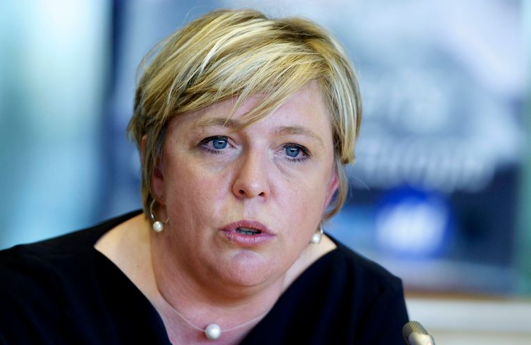 Europees parlementslid Hilde Vautmans