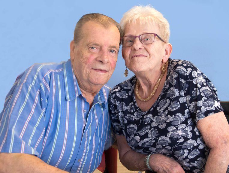 Dolf en Clementine delen zestig jaar lief en leed.