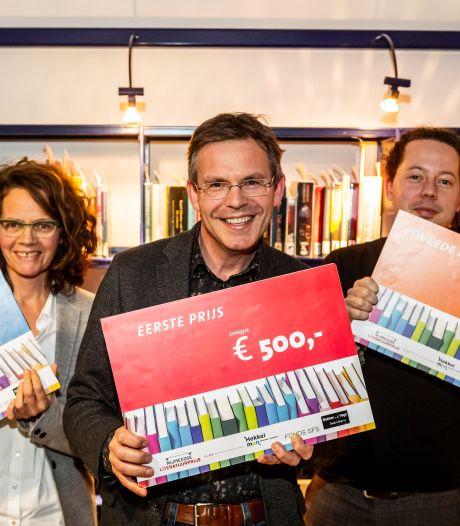 Zeg het maar: wie moet de Nijmeegse Literatuurprijs winnen? Stemmen kan vanaf vandaag