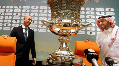 Vetpot voor Spaanse bond, maar Valencia en Spaanse voetbalfans misnoegd: vernieuwde 'Supercopa' zorgt voor ophef