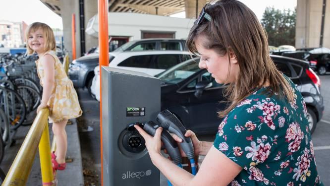 Vlaanderen op koers voor 60.000 elektrische of hybride wagens in 2020