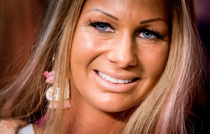 Samantha de Jong, ook bekend als Barbie