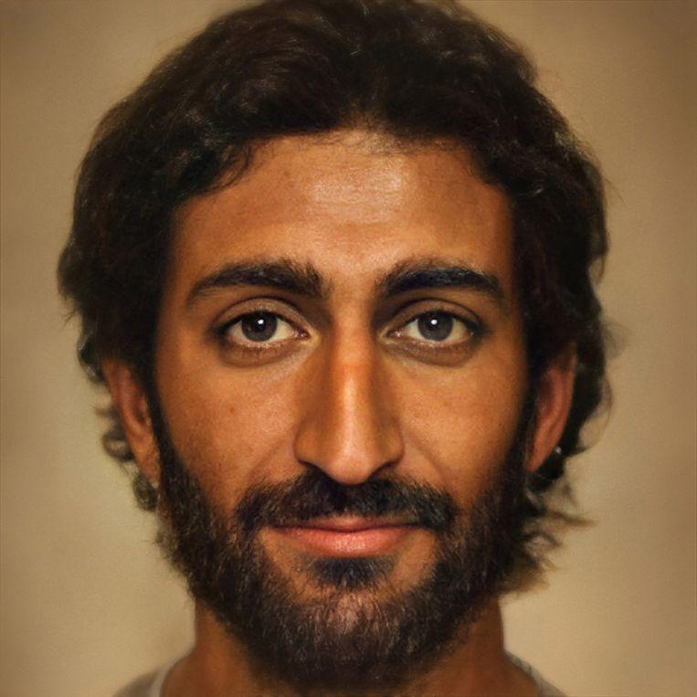 Jezus van Nazaret. Beeld Bas Uterwijk