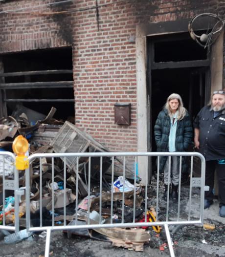 Ils ont tout perdu dans l'incendie de leur maison à Marchienne, un appel aux dons a été lancé