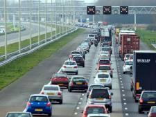 Zwarte vrijdag zorgde voor drukte op de Brabantse wegen: avondspits blijft uit