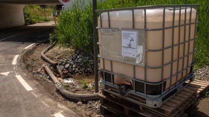 Ingelmunster gaat opgepompt grondwater recupereren