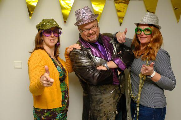 Villa Praline organiseert op vrijdag 29 maart een Glitter 'n Glamour G-fuif.