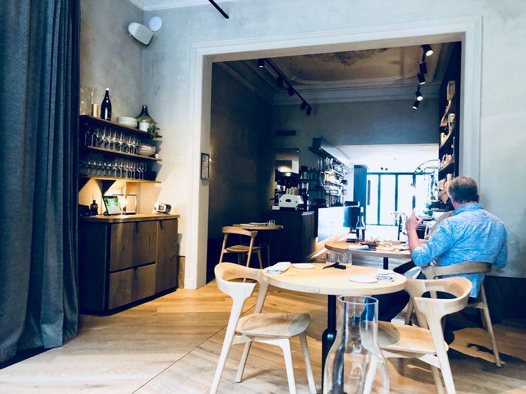 Ook restaurant Fragma in Leuven viel in de prijzen.