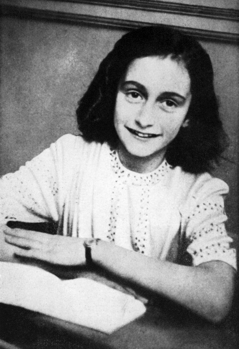 Anne Frank Beeld afp