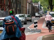 Fietsersbond trekt aan bel over 'onveilige' Kanaalboulevard: 'Dit is niet wat het zijn moet'