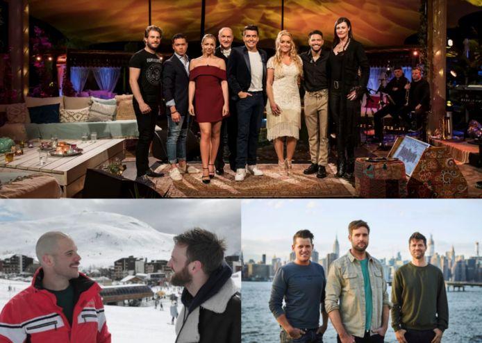 2020 Nominaties Televizier Ring Over mijn Lijk, Beste Zangers, en Homeward Bound Montage