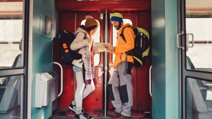 Ruil jij het vliegtuig in voor de trein? Dit is hoelang je onderweg bent naar de populairste citytripsteden in Europa