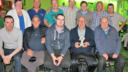 Dirk Uittenhove bracht het tot kampioen bij totoclub Routier