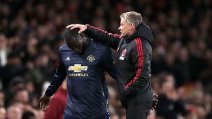 """Lukaku over vertrek bij Man United: """"Ik ben niet dom. Ik voelde me niet meer welkom"""""""