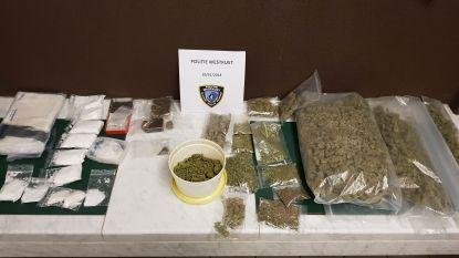 Politie doet grote drugsvangst en arresteert zes bendeleden