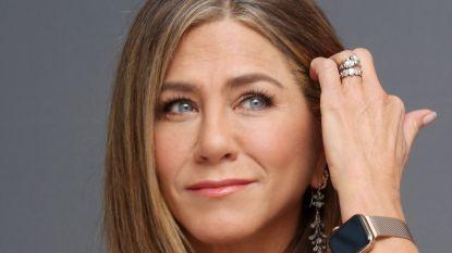 Jennifer Aniston voelde zich schuldig over haar salaris, dat véél hoger lag dan dat van haar 'Friends'-collega's