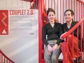 Enschedese behangontwerper Marjolein inspireert jonge kunstenaar: 'Mijn ogen werden van haar'