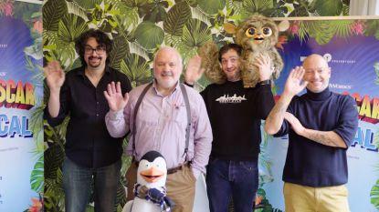 Jean-Marie Dedecker wordt West-Vlaamse pinguïn in musical 'Madagascar'