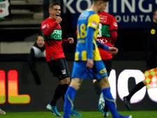 TOP Oss gaat in Nijmegen onderuit tegen NEC