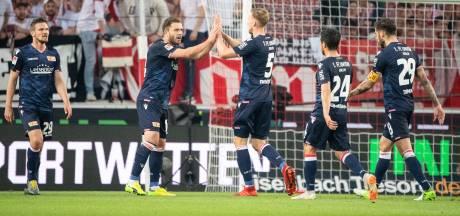 Bundesliga gloort voor Union Berlin na remise bij Stuttgart