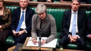 """Ruim 100 dagen voor brexit beraadt Britse regering zich over """"no deal""""-scenario: """"3.500 soldaten paraat"""""""