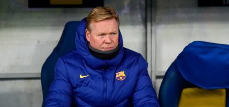 Optreden Barça stemt Koeman tevreden: 'Zo wil ik het graag zien'