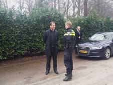 Minister Lodewijk Asscher in Zundert om te praten over Fort Oranje