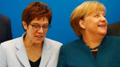 """CDU-voorzitter noemt AfD """"een echt probleem in Duitsland"""""""