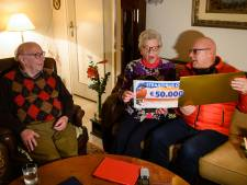 Straatprijs valt in Boekel: Gaston deelt 237.500 euro uit in Rutger van Herpenstraat