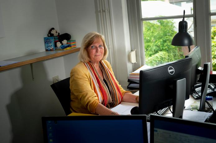 """Jenny van der Kolk: ,,Zelfs toen ik hoogzwanger was, werkte ik door."""""""