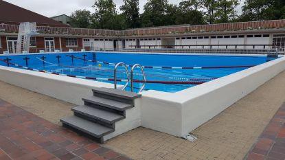 Alweer pech voor zwemmend Kortrijk: openluchtbad Abdijkaai leeggelopen door lek in de kelder