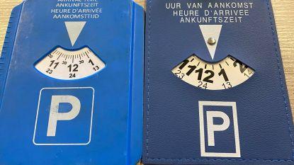 """Marijn moet 25 euro betalen omdat hij oude parkeerschijf gebruikte: """"Controleer of je de juiste schijf hebt"""""""