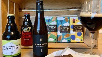 Brouwer en chocoladeproducent zorgen samen voor Evergems vaderdagcadeau