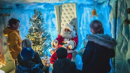 Kerstman huist nog tot 6 januari in de Sint-Niklaaskerk
