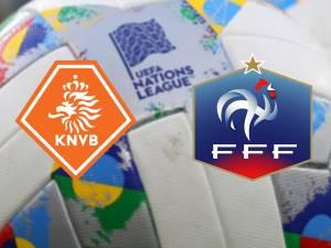 Oranje gaat vol voor winst tegen Frankrijk