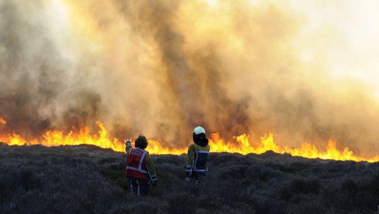 Sinds 2009 hebben er ruim 90 branden gewoed. Beeld ANP