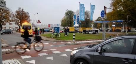 Gevaarlijke rotonde Pieter Calandweg in Arnhem gaat op de schop
