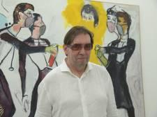 René Daniëls uit Eindhoven ontvangt Prins Bernhard Cultuurprijs
